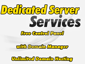 Economical dedicated servers services